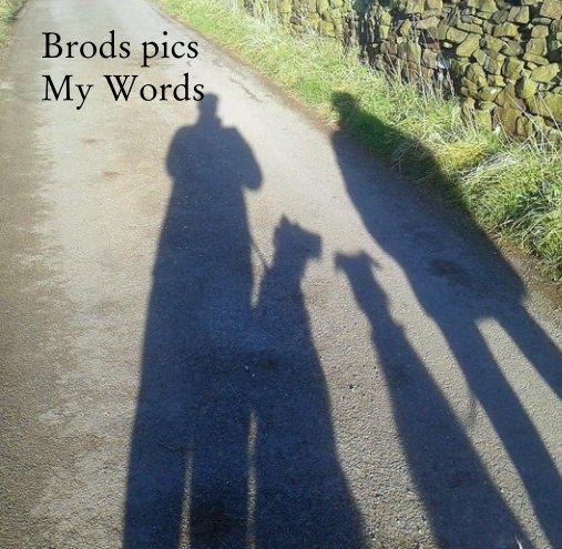 Ver Brods pics   My Words por Berrie Broderick