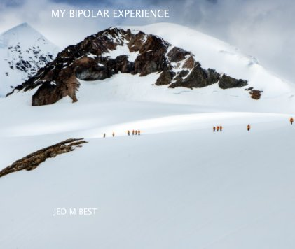MY BIPOLAR EXPERIENCE JED M BEST - Arts & Photography Books photo book