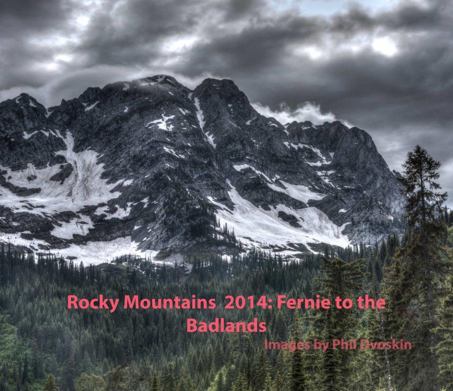 Bekijk Rocky Mountains 2014 op Phil Dvoskin