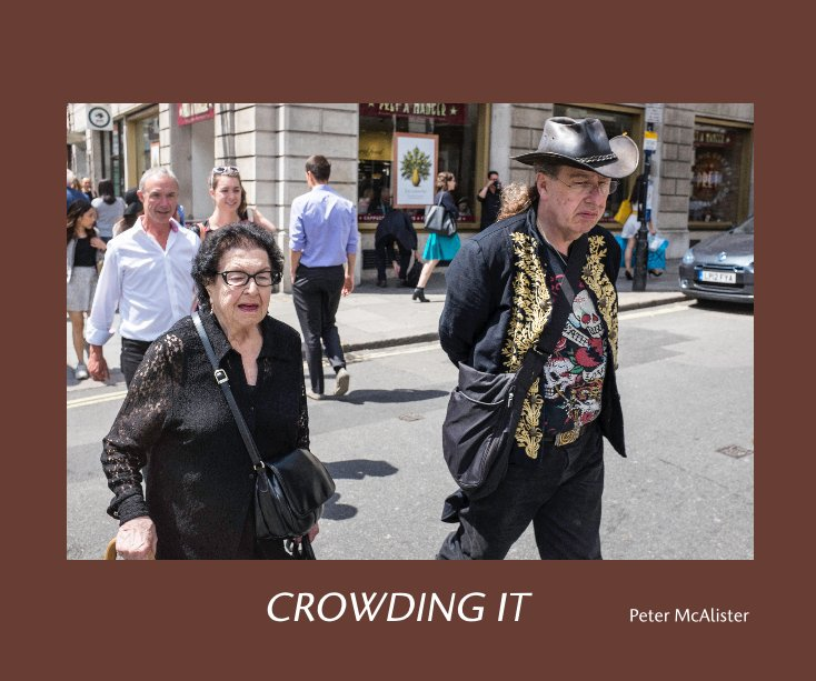 View Crowding it by Peter McAlister