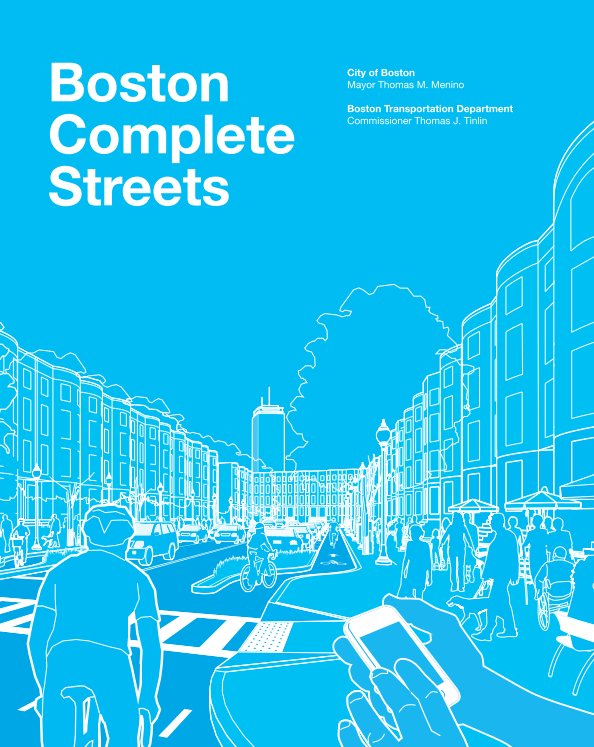 View Boston Complete Streets by Boston Transportation Department