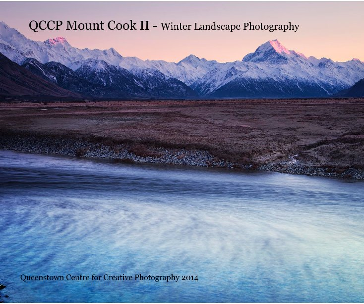 View QCCP Mount Cook II - Winter Landscape Photography by Jackie Ranken