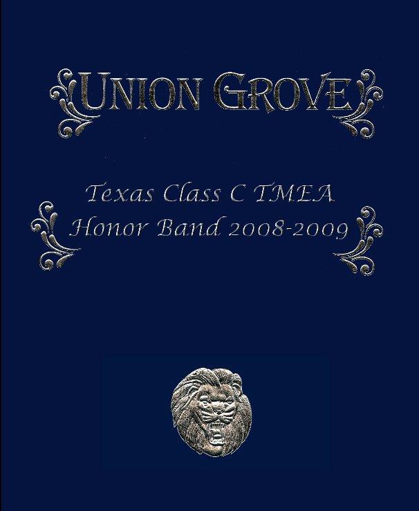 View Texas Class C Honor Band 2008-2009 by Mac K. Miller, III