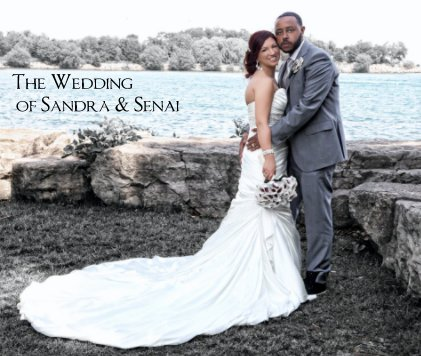 The Wedding of Sandra & Senai - Wedding photo book