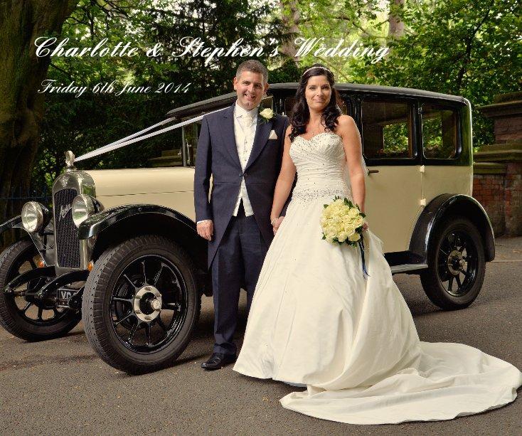 View Charlotte & Stephen's Wedding by Eden Media