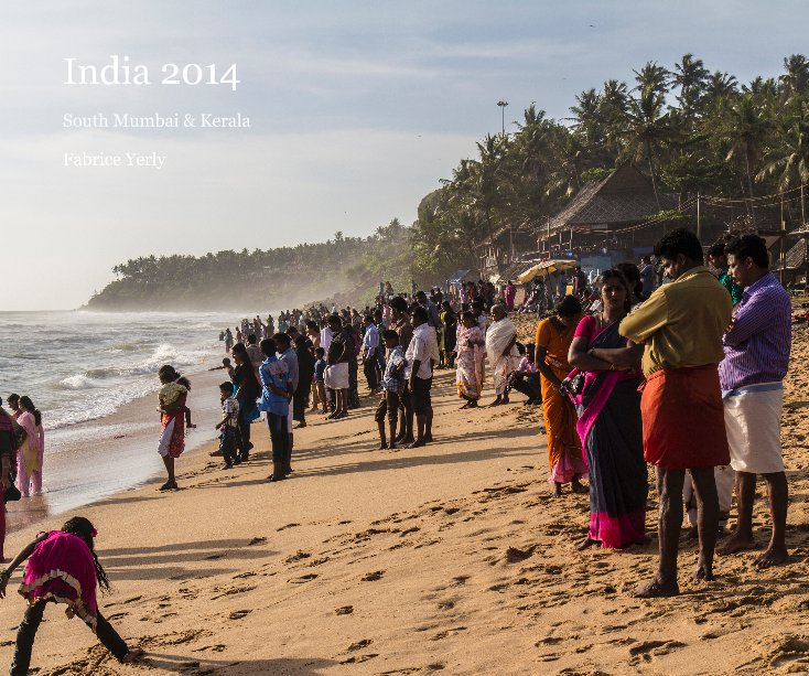 View India 2014 by Fabrice Yerly