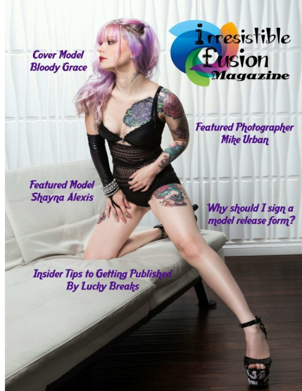 View Models Choice Issue 5 by Irresistible Fusion