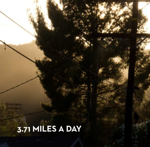 View 3.7 miles a day - v3 by Cintia Segovia