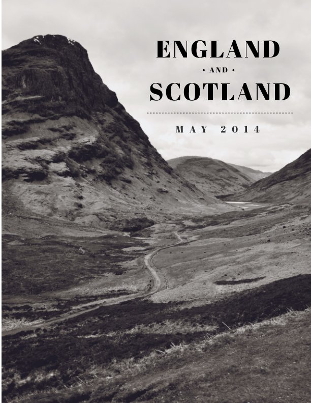 View ENGLAND & SCOTLAND by KENDI SULLINGER