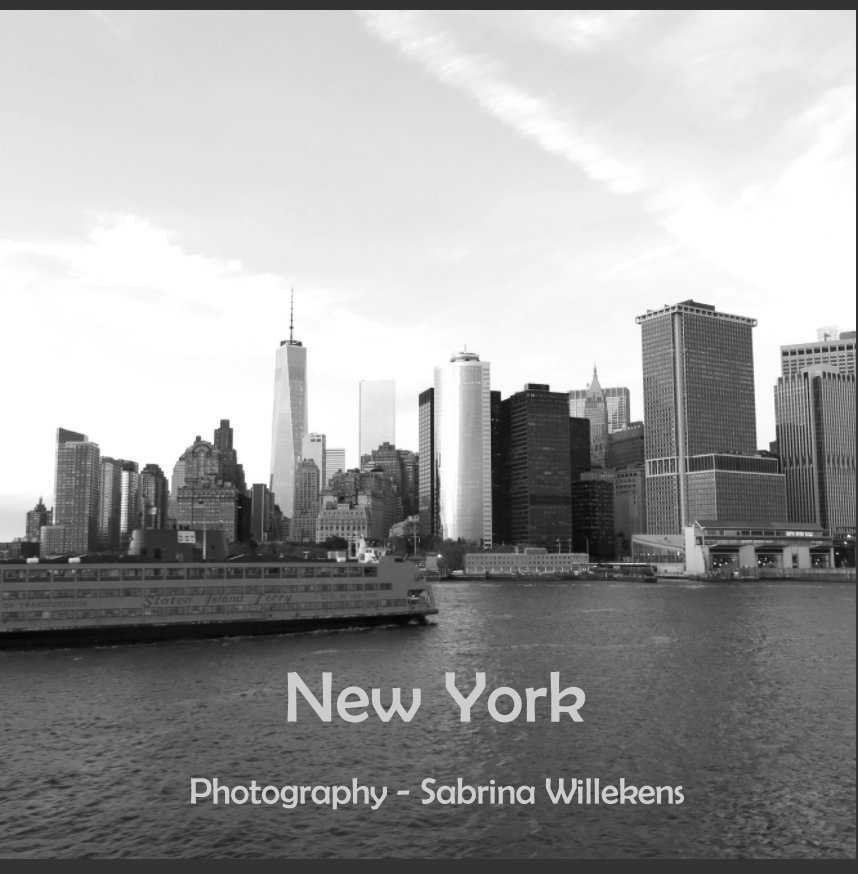 View New York by Sabrina Willekens