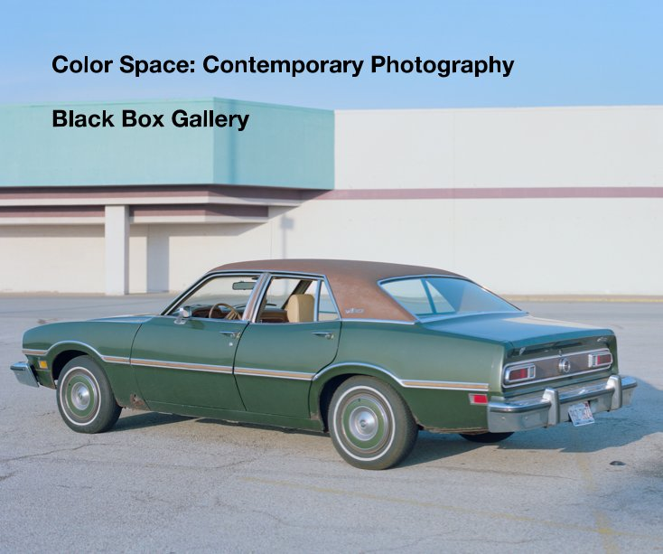 View Color Space: Contemporary Photography by Black Box Gallery