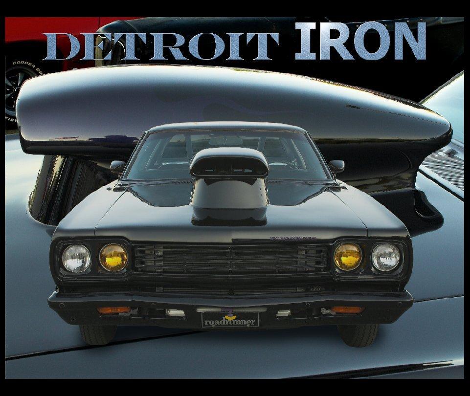 Bekijk Detroit IRON op Frank Cizek