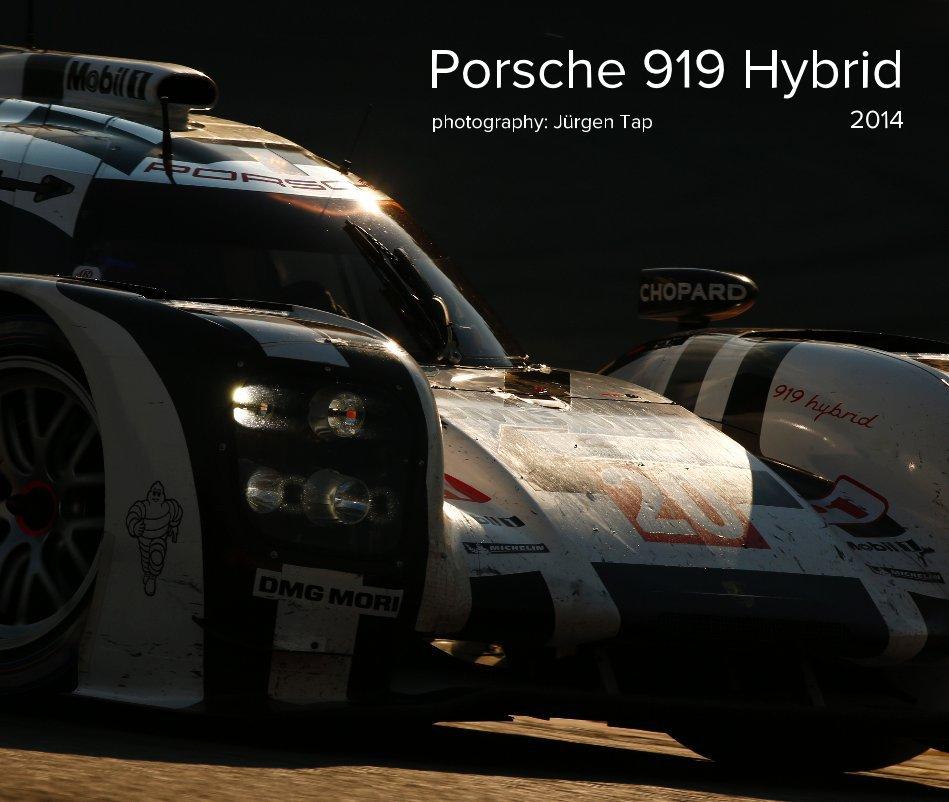 View Porsche 919 Hybrid photography: Jürgen Tap 2014 by Jürgen Tap