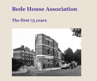 Bede House Association - Non-profits & Fundraising photo book