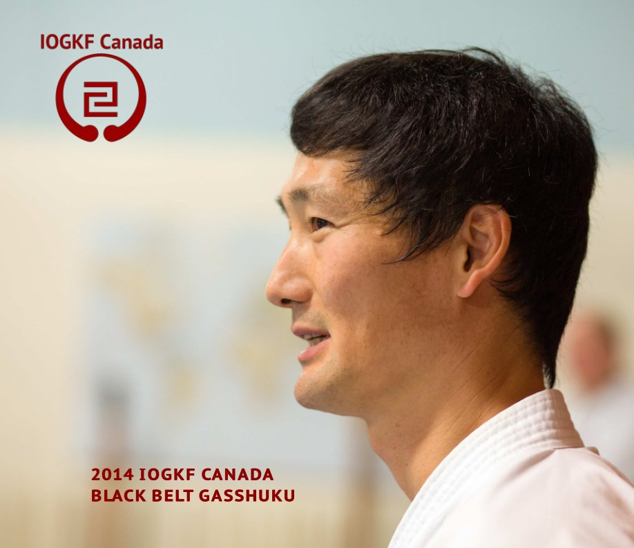 View 2014 IOGKF Canada Black Belt Gasshuku by Roman Boldyrev