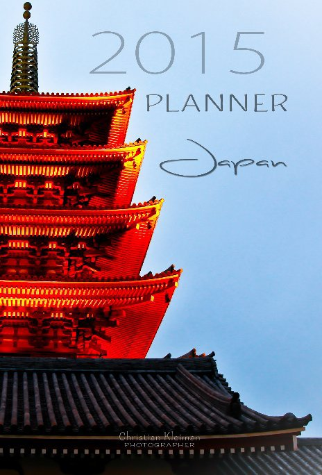 View 2015 Planner - Japan (English) by Christian Kleiman