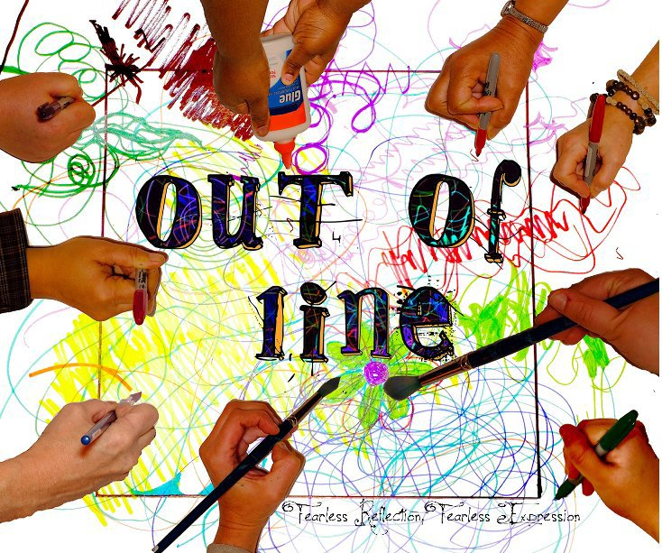View Out of Line by Art Therapy Institute Arts & Peer Support Group