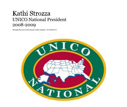Kathi Strozza UNICO National President 2008-2009 - Nonprofits & Fundraising photo book