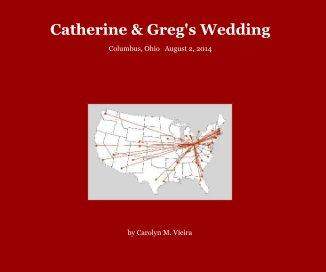 Catherine & Greg's Wedding - Wedding photo book