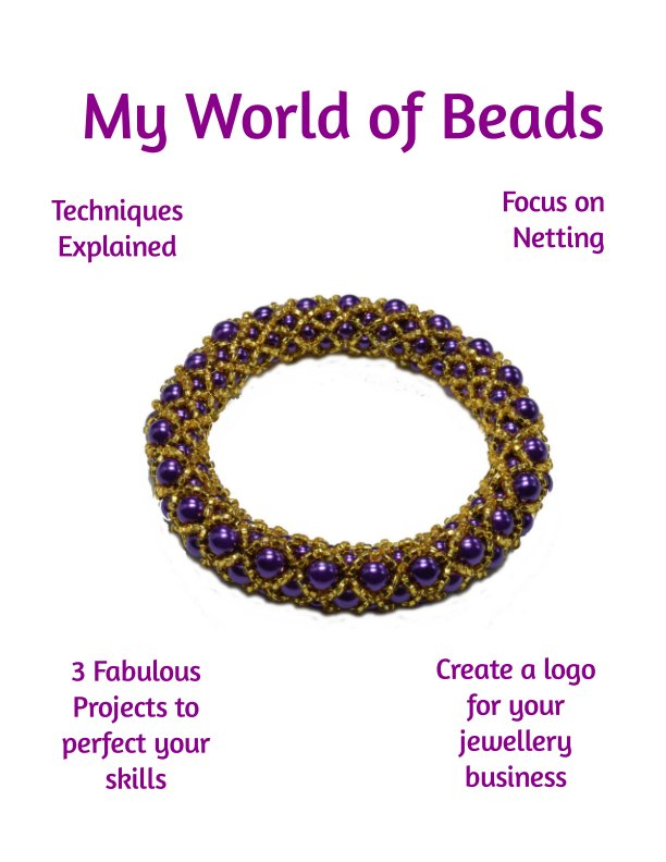 View My World of Beads: Focus on Netting by Katie Dean