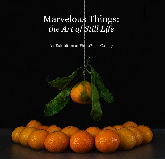 View Marvelous Things: the Art of Still Life by PhotoPlace Gallery