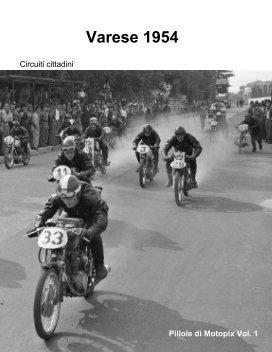 Varese 1954 - Sport e avventura rivista economica