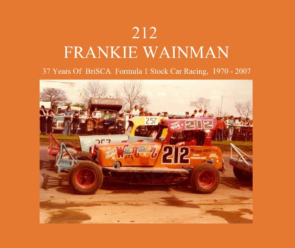 View 212FRANKIE WAINMAN by Christopher Clark
