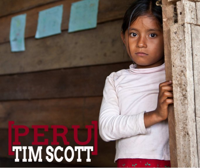 View Postcards From Youth: Peru by Tim Scott