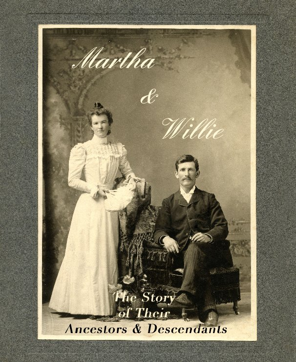 View Martha & Willie by Norma Buchan