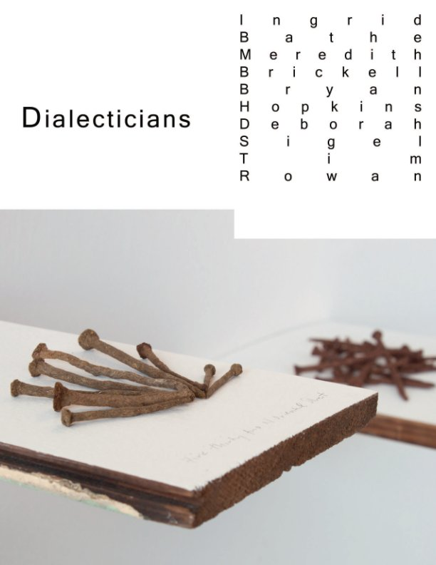 View Dialecticians by Anderson Gallery Publication