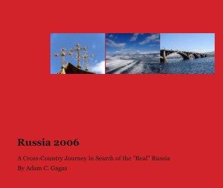 Russia 2006 book cover