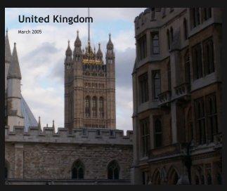 United Kingdom book cover