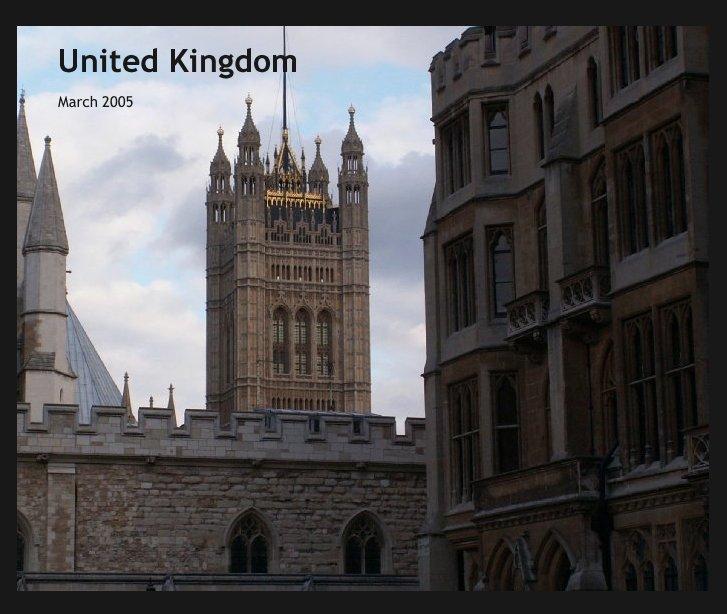 View United Kingdom by jpapan