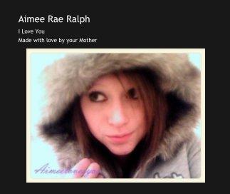 Aimee Rae Ralph book cover