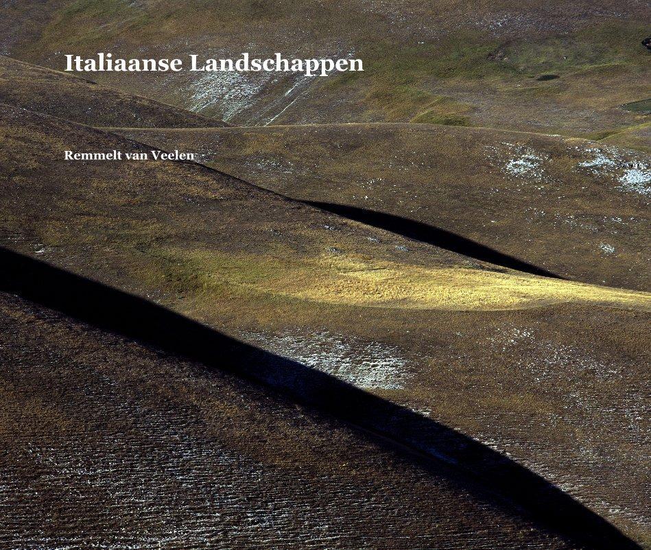 View Italiaanse Landschappen by Remmelt van Veelen