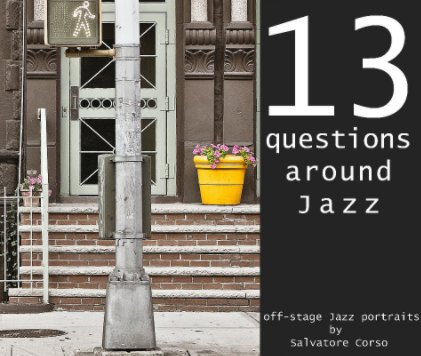 13 Questions Around Jazz book cover