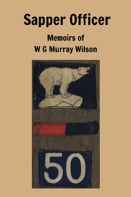View Sapper Officer by Murray Wilson