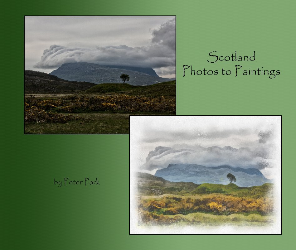 View Scotland - Photos to Paintings by Peter Park