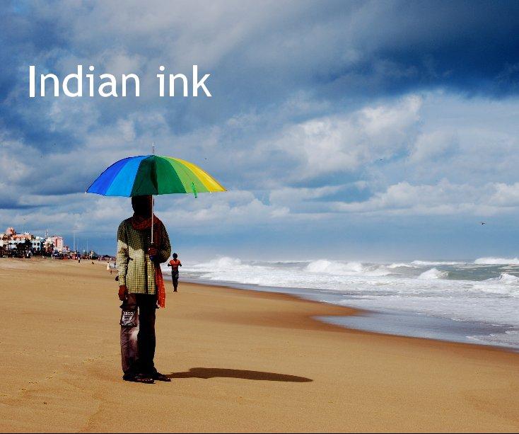 View Indian ink by Kanti Kumar & Sohini Kumar