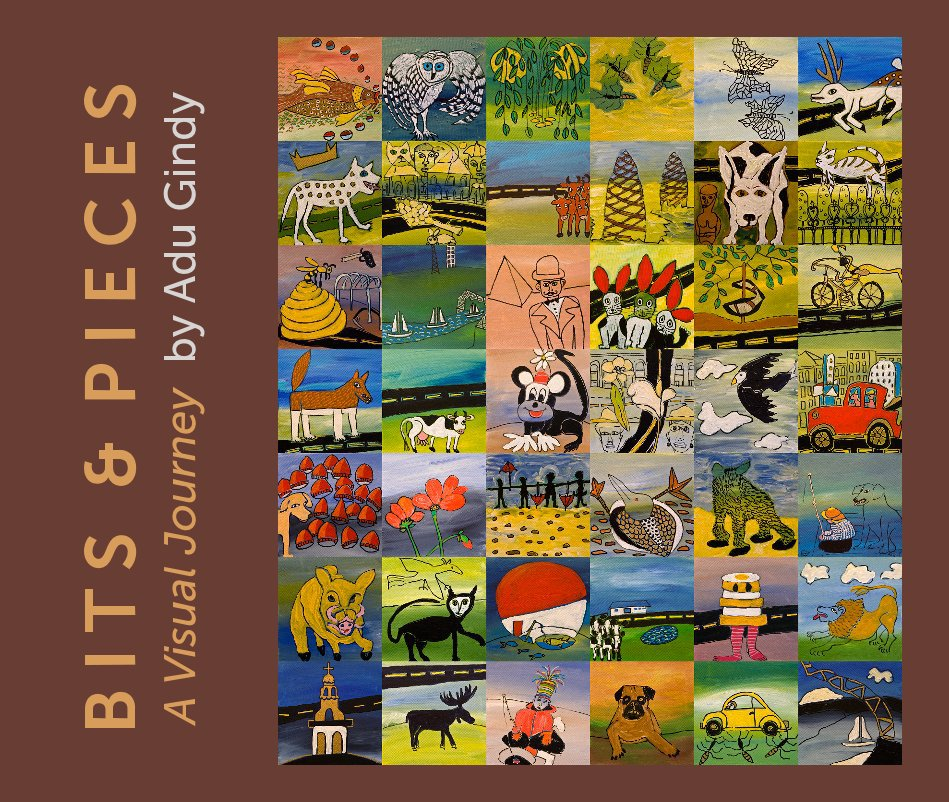 View Bits & Pieces by Adu Gindy