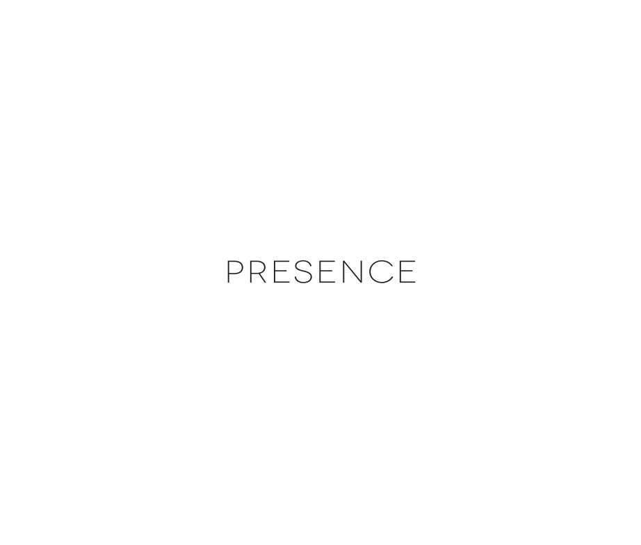 View Presence by Katelyn Wollet