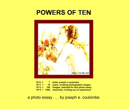 Powers Of Ten book cover