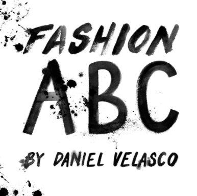 FASHION ABC book cover