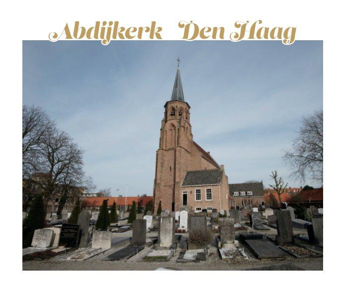 View Abdijkerk - Den Haag (softcover) by Martien Versteegh