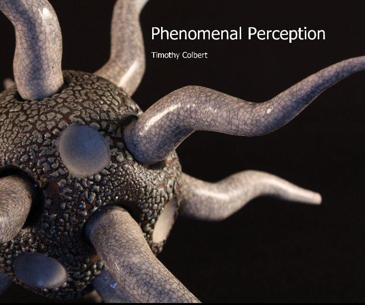 Phenomenal Perception nach Timothy Colbert anzeigen