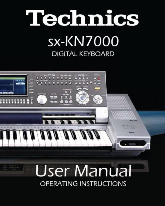 View Technics KN7000 User Manual by Technics KN7000