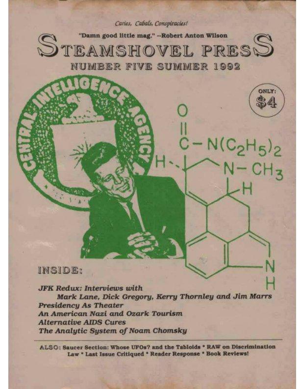 View Steamshovel Press Issue 5 by Kenn Thomas