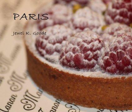 Paris book cover