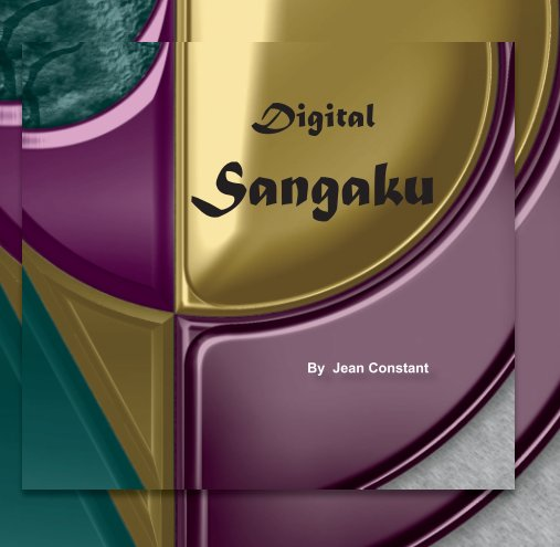 View Digital Sangaku, Part I by Jean Constant