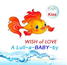 Fish Kiss Wish of Love book cover